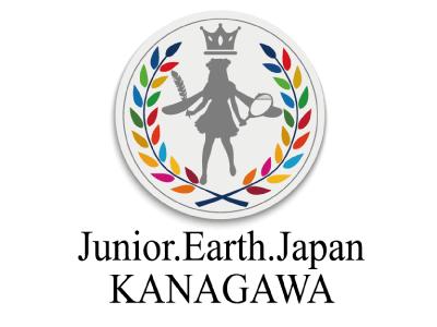 2021JuniorEarthKANAGAWAロゴ2
